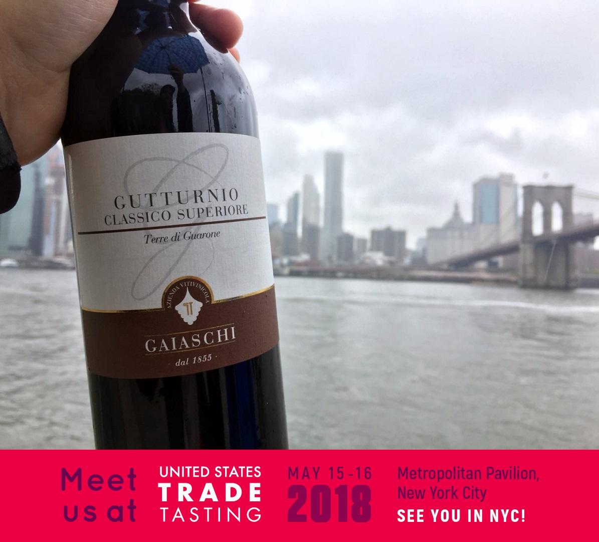 USA Trade Tasting 2018